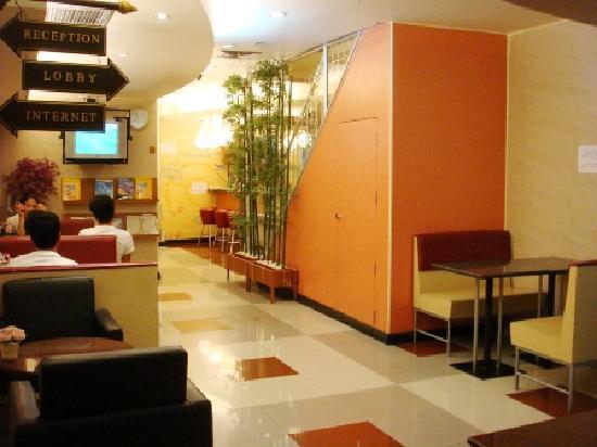The Regent Silom Hotel: Lobby