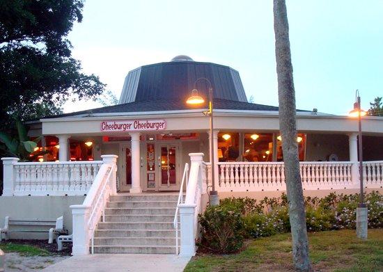 A Good Burger Join Review Of Cheeburger Sanibel Island Fl Tripadvisor