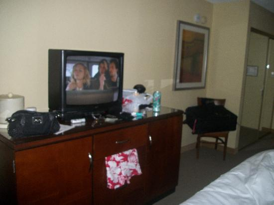 DoubleTree by Hilton Hotel Princeton: our room