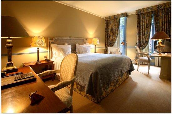 Paleis Hotel: Hotel room