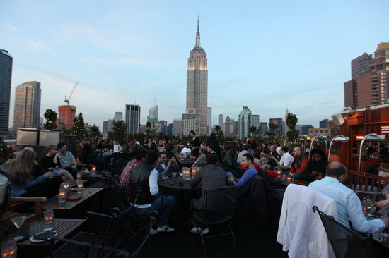 230 Fifth : ein tolles Ambiente
