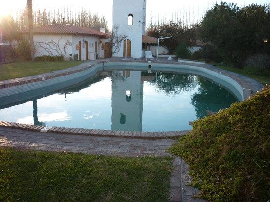 Hostal Del Caminante : Piscina