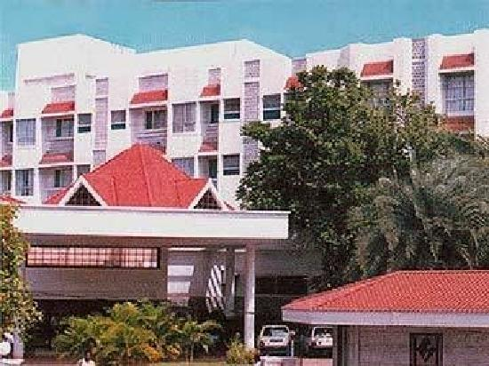 Sangam Hotel, Trichy: view of the hotel sangam