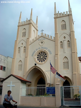‪St. Francis Xavier Church‬