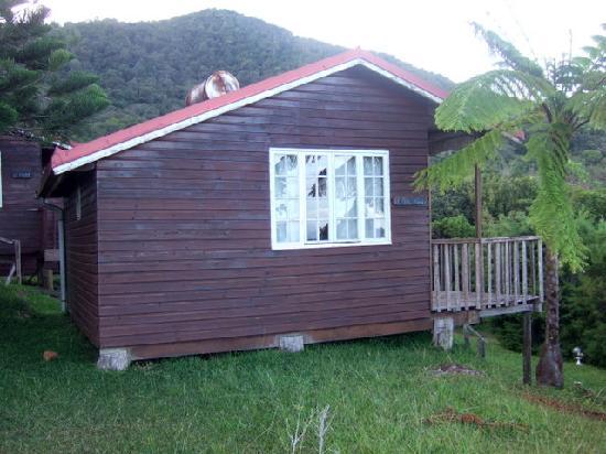 Auberge du Mont Khogi: Cottage accommodation