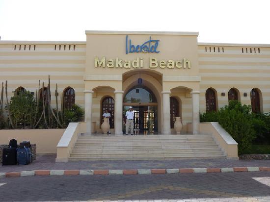 Iberotel Makadi Beach: L'entrée