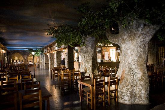 Albergue Pirenarium: Cafeteria