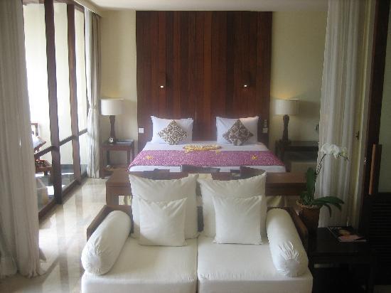 Komaneka at Bisma : Perfect room