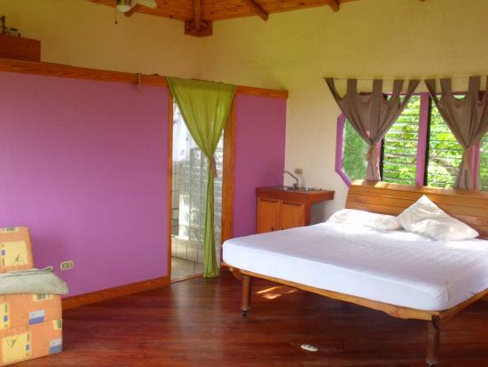 Nosara Surf Villas: La chambre 2 de la Villa 1