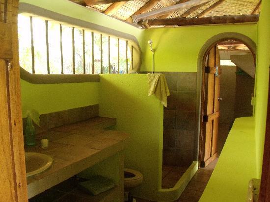 Nosara Surf Villas: La SDB de la Villa 1