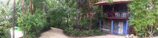 Nosara Surf Villas: Les cabinas