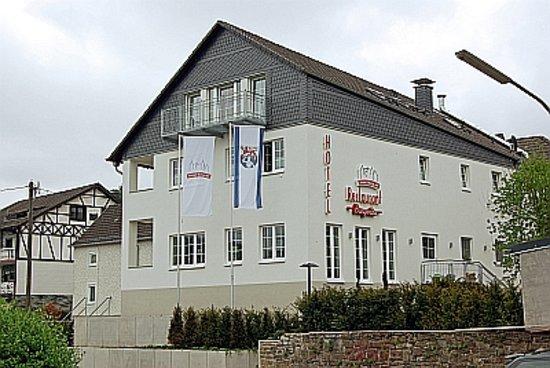 Hotel Burgcafe: Hotel Burgcafé