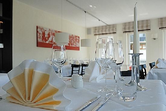 Hotel Burgcafe: Restaurant