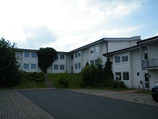 Ibis Hotel Eisenach : plenty of parking