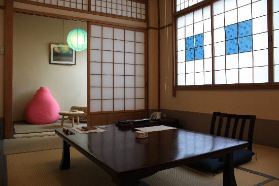 zimmer mit 8 tatami matten picture of oyado koto no yume takayama