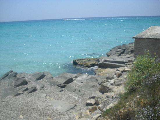 Es Trenc: entrate della spiaggia