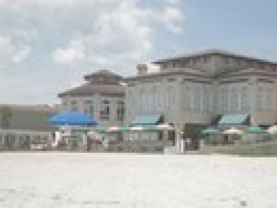 Ponte Vedra Beach, FL: hotel view from beach
