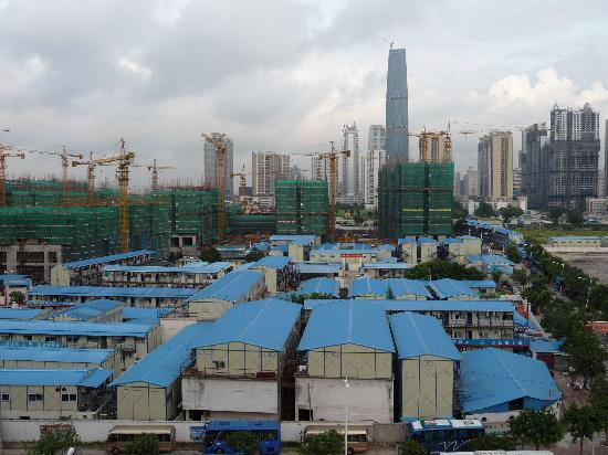 Temp Housing all over - Picture of Guangzhou, Guangdong