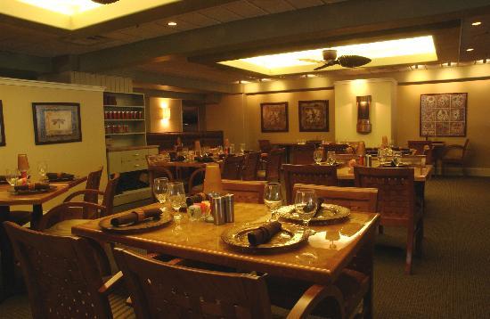 The Windrift Restaurant : Main Dining Room