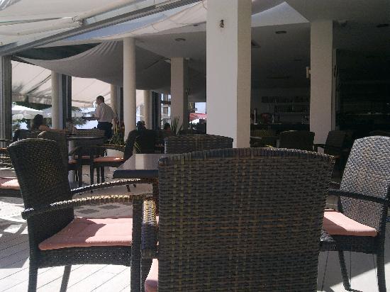 Encant Hotel: Restaurant des Hotels