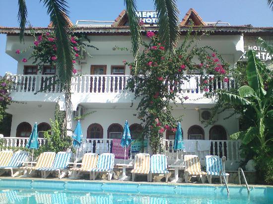 Mehtap Hotel Dalyan: hotel