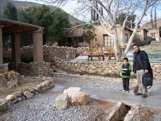Invierno 2010 en Posada de Luz