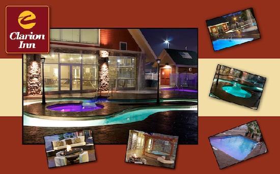 Clarion Inn Dollywood Area: Outdoor Facilities