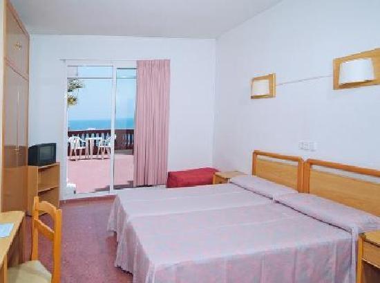 RH Hotel Canfali : canfali