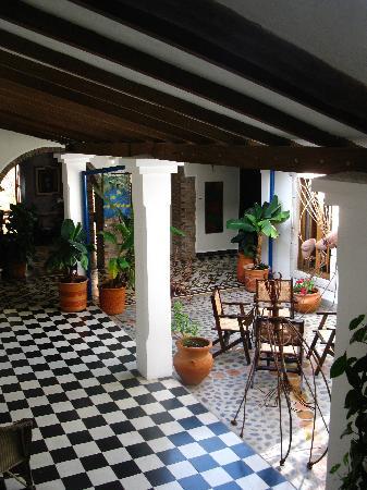 Posada Casa Sol: Hall