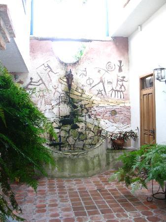 Posada Casa Sol: Patio
