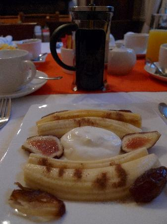 Parker Cottage: Breakfast - the best out there!