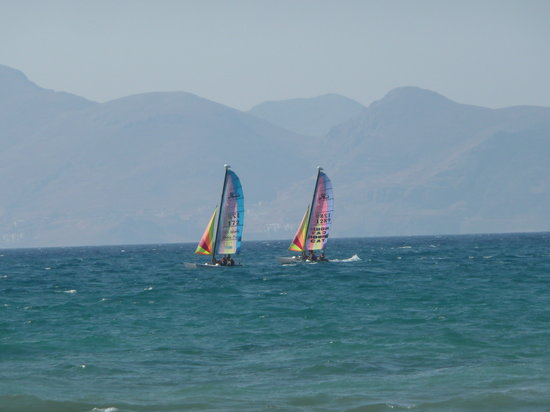 Mastichari, Hellas: Sailing
