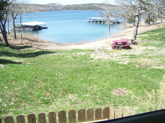 Lakeside Resort Restaurant & General Store: Lake view from Lake House 13
