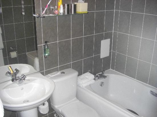 Fountain Court Apartments - EQ2: Baño principal