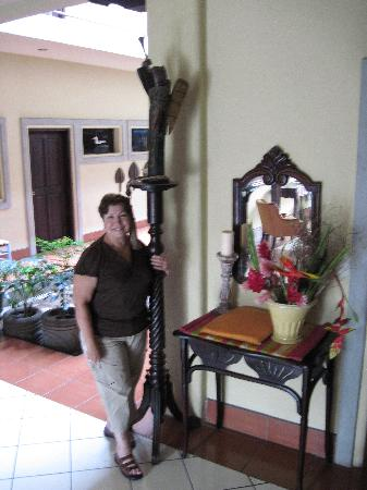 Hotel Los Balcones de Chinandega: Beautifully furnished