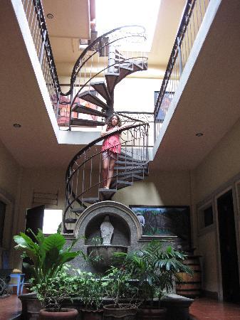 Hotel Los Balcones de Chinandega: Great Picture Spot