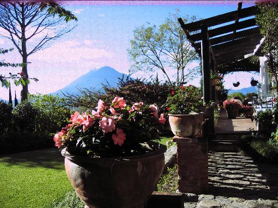 Hotel San Buenaventura de Atitlan: just beautiful
