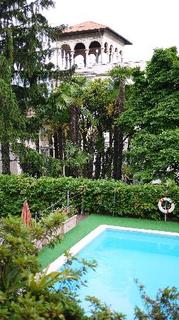 Grand Hotel Cadenabbia: Pool