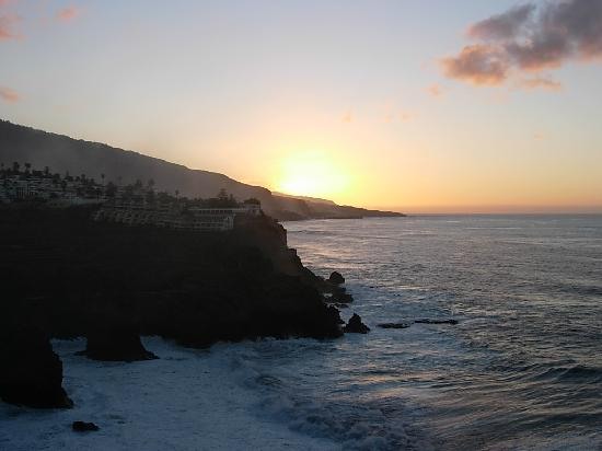 Maritim Hotel Tenerife: Blick vom Balkon