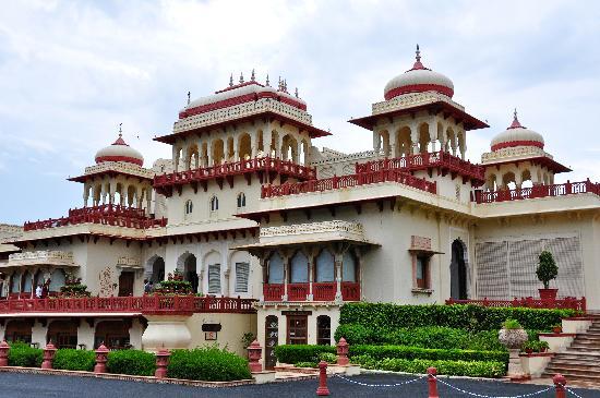 Rambagh Palace: Palace