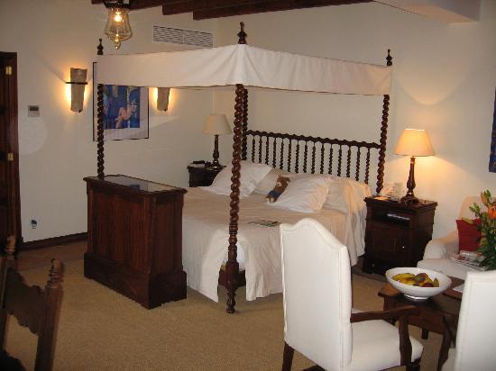 Belmond La Residencia: Bedroom of Tramuntana Suite