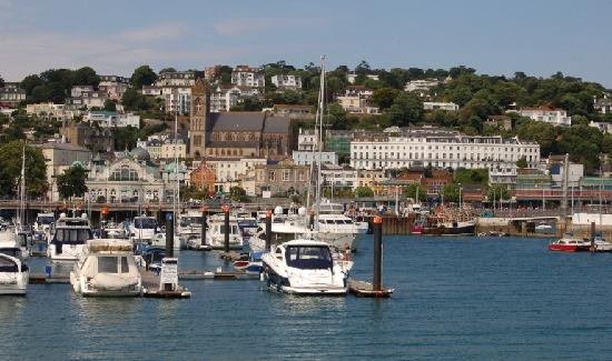 The Elmdene: Torquay Marina