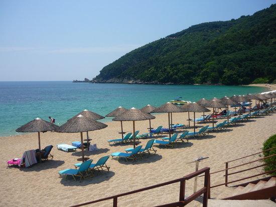 Villa Angelika Apartments & Studios: lichnos beach