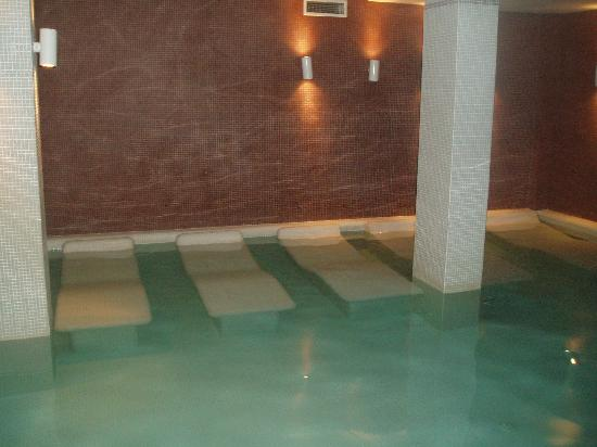 Pirin Park Hotel: Mineral water thermal pool
