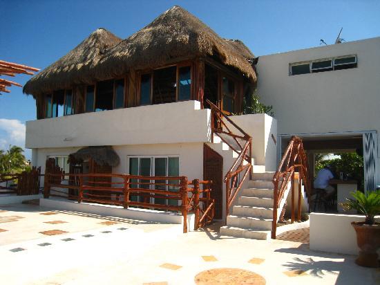 Casa Ixchel: Casa Louise Ixchel Restaurant