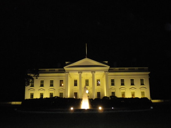 Washington DC, DC: White House North Portico