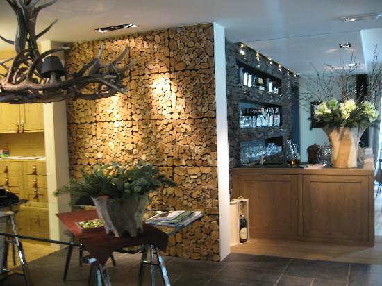 Hotel Sonne: reception
