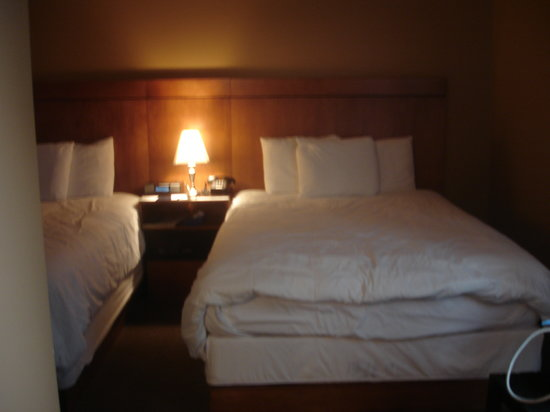 Salamanca, Estado de Nueva York: beds in rm 105