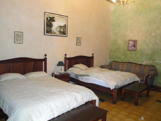 Hotel Convento Santa Catalina : Our room.