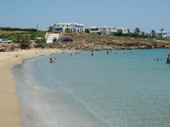 Paros Golden Beach